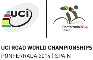 Ponferrada 2014: the World Championships Road Cycling 2014 race routes on Google Maps/Google Earth