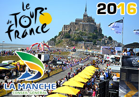 The Grand Départ of the Tour de France 2016 from the Manche department finally confirmed!