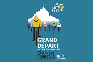 The Grand Départ of the Tour de France 2016 officially announced: 3 days in the Manche department