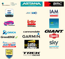 The 17 UCI WorldTeams announced for 2015: OK for Astana, not for Europcar