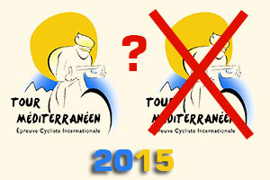Tour Med 2015: will it take place .. or not?