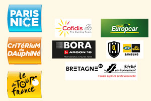 The teams selection for Paris-Nice, the Critérium du Dauphiné and the Tour announced: MTN-Qhubeka will be there!
