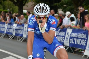 De Tour Down Under 2015 gezien door Jérémy Roy (FDJ)