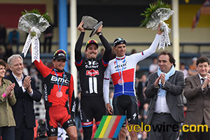 John Degenkolb wins the 'pavé' of Paris-Roubaix 2015!