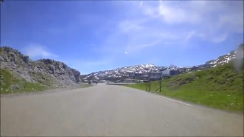 The first ever climb of La Pierre-Saint-Martin in the Tour de France 2015 in video!