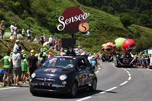 Senseo is one of the Tour's sponsors, win your limited edition Senseo Viva Britto! (France only)