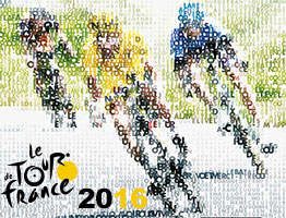 The Tour de France 2016 race route: difficult from start till finish!
