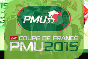 Flashback on the prize award ceremony of the Coupe de France PMU 2015