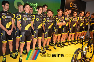 Team Direct Energie 2016: have fun and win many races!