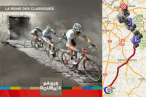 Paris-Roubaix 2016: its race route, its cobble stones sections and the other details of the Hell of the North