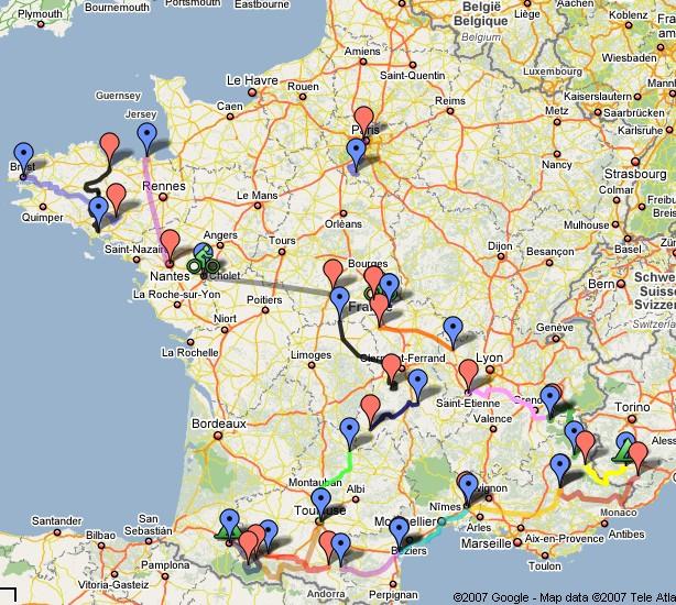 Tour De France Google Maps Cinemergente