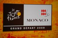 The Grand Départ à Monaco