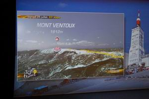 The Mont Ventoux