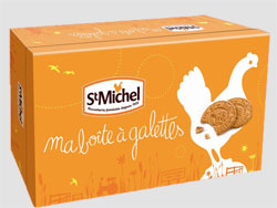 Ma boîte à galettes - St Michel