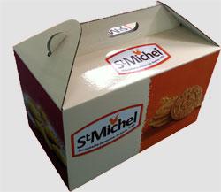 Valise produits - St Michel