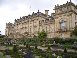 Harewood House - © Elliott Brown - licence Creative Commons