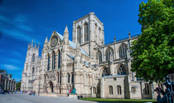 York Minster - © chippykev, licence Creative Commons