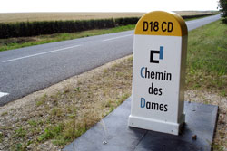 The Chemin des Dames - © tofedupin, Creative Commons licence