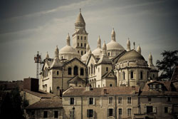 The Saint Front cathedral in Périgueux - © Javier, Creative Commons licence