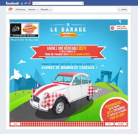 Le garage virtuel Cochonou