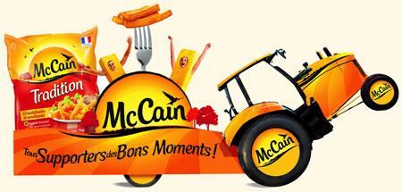 La caravane McCain