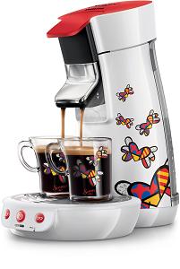 La machine à café Senseo Viva Britto