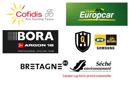 De wildcards voor de Tour de France 2015
