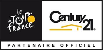 Century 21, partenaire officiel du Tour de France 2017