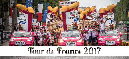 St Michel et les Communes Gourmandes du Tour de France 2017