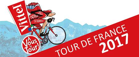 Vittel sur le Tour de France 2017