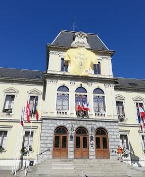 Albertville : vive le Tour - © Thomas Vergouwen / velowire
