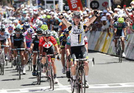 Matthew Goss' win - © Santos Tour Down Under / John Veage