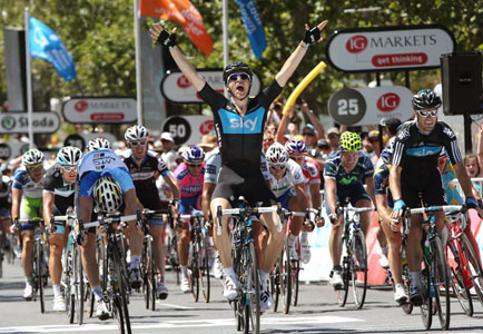 Ben Swift - © Tour Down Under / John Veage