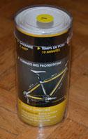 De beschermingskit fietsframe