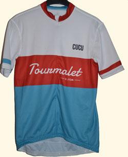 Het Tourmalet wielershirt