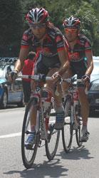 Mathieu Perget & David Arroyo (Caisse d'Epargne)