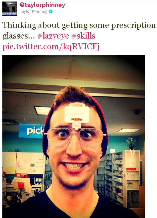 Taylor Phinney - tweet of the week