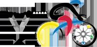 Logo Championnats du Monde de Cyclisme sur Route 2019 Yorkshire