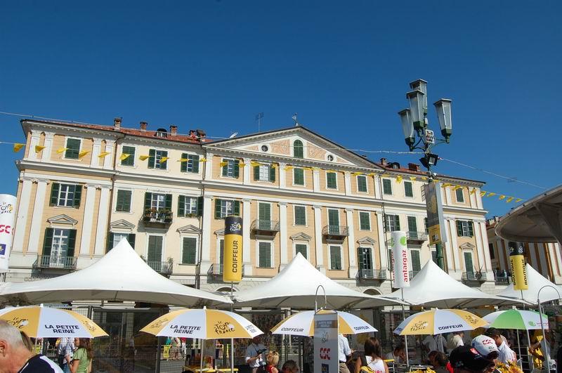 Le Tour de France 2008 � Cuneo
