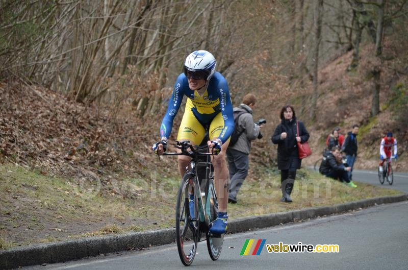 Gustav Larsson (Vacansoleil-DCM Pro Cycling Team)