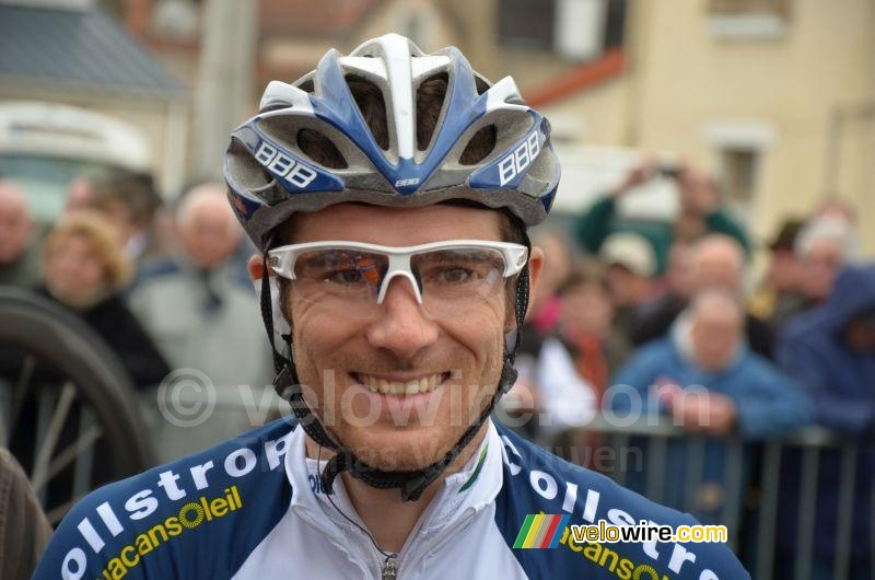 Romain Feillu (Vacansoleil-DCM Pro Cycling Team)