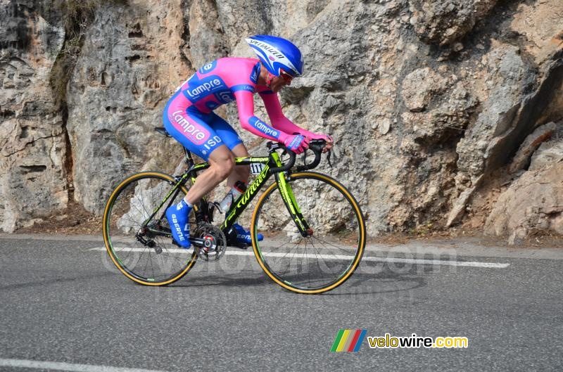 Damiano Cunego (Lampre-ISD)