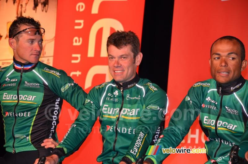 Franck Bouyer (Team Europcar)