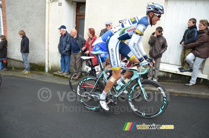 Mirko Selvaggi (Vacansoleil-DCM Pro Cycling Team)