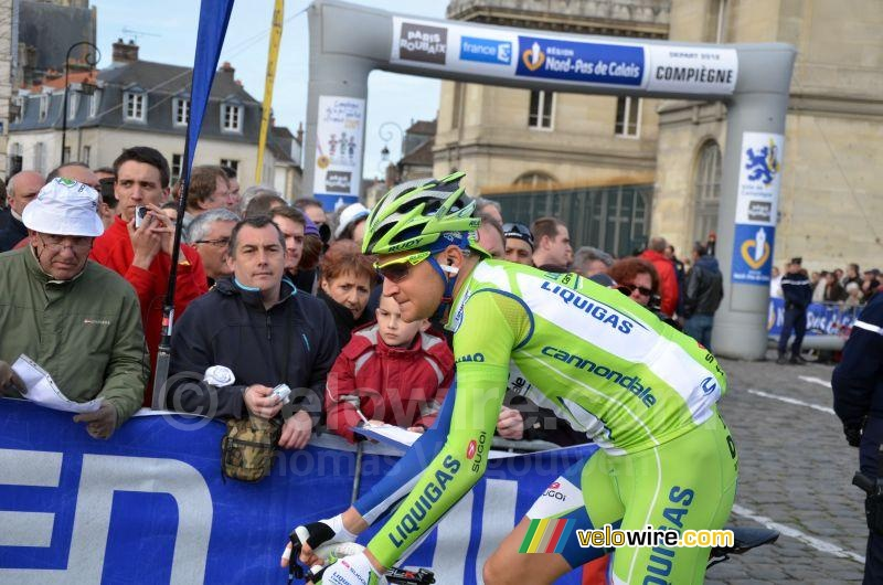 Ted King (Liquigas-Cannondale)