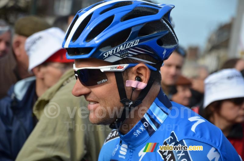 Luke Roberts (Team Saxo Bank)