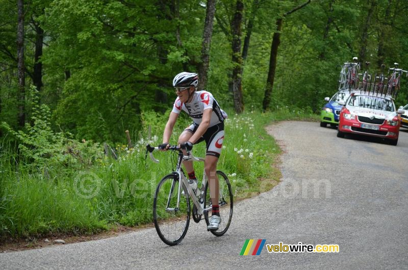 Klaas Sys (Team Bridgestone-Anchor)
