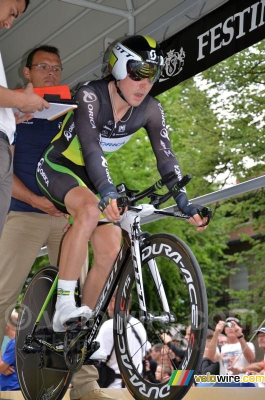 Leigh Howard (Orica-GreenEDGE)