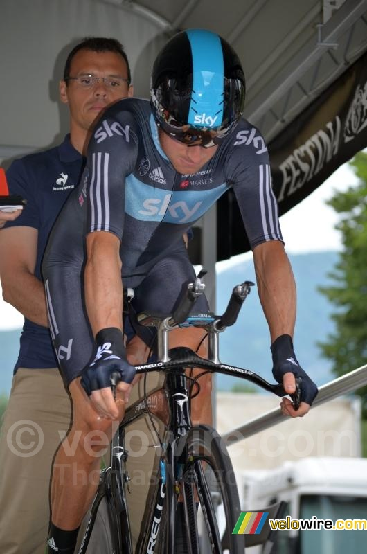 Bradley Wiggins (Team Sky)