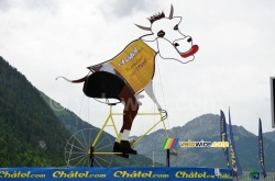 Châtel attend son Tour